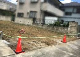 埼玉県さいたま市|家屋解体後、セットバック部分土間コン撤去処分 by便利屋ハッピー