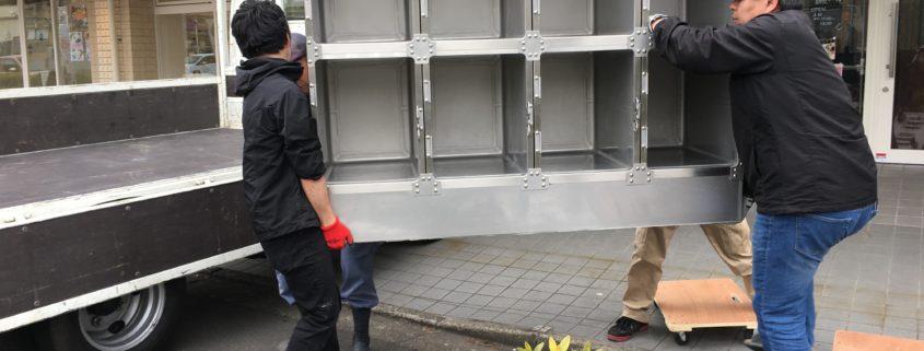 埼玉県さいたま市|犬用ゲージの積載 by便利屋ハッピー