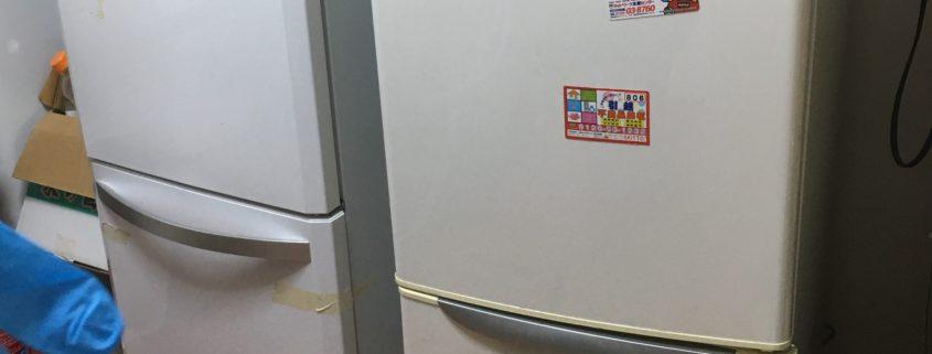 埼玉県川口市|電源が落ちた冷蔵庫の中が大変なことに・・・!冷蔵庫内の処分と清掃・消毒作業 by便利屋ハッピー
