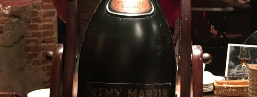 奇跡の出会い、100年越えヴィンテージ レミーマルタン に酔う!by 便利屋ハッピー