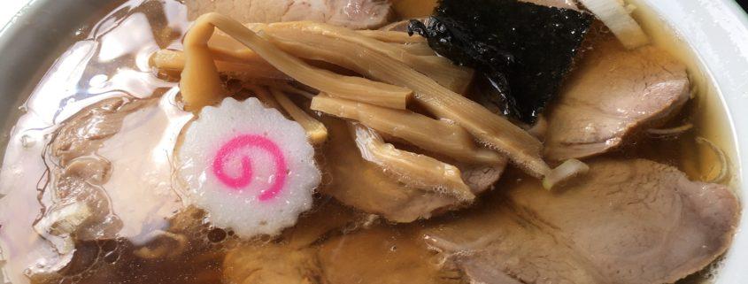 ラーメン紀行 山形県米沢市|米沢らーめん「支那そば熊文」 by便利屋ハッピー