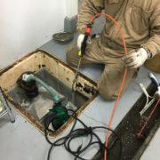 埼玉県川口市|悪臭の原因…、グリストラップの未清掃から by便利屋ハッピー