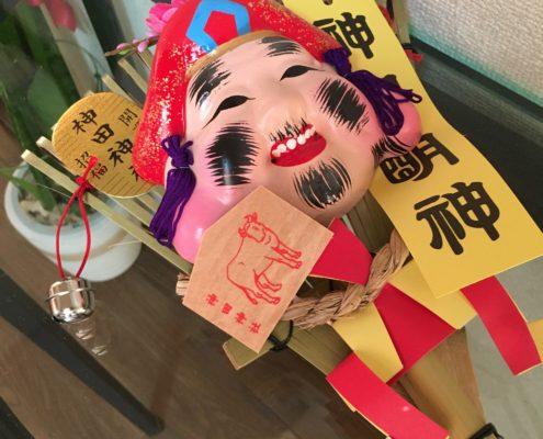 東京最強のパワースポット!神田明神で初詣 by便利屋ハッピー