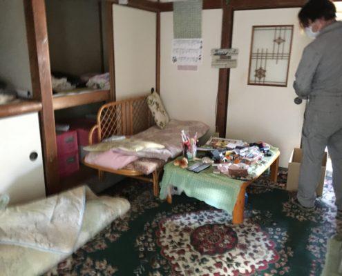 埼玉県川口市2Kアパート|原状回復工事 by便利屋ハッピー