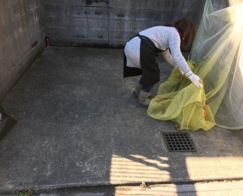 簡易作業|資材の移動やごみ集積所の清掃代理 by便利屋ハッピー