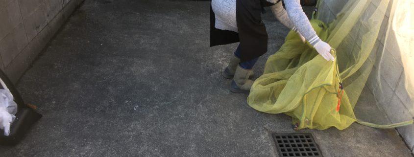 簡易作業 資材の移動やごみ集積所の清掃代理 by便利屋ハッピー