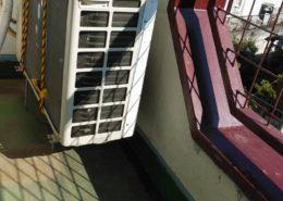 埼玉県所沢市|台風19号被害で雨漏り補修工事3「2Fベランダの防水工事」 by便利屋ハッピー