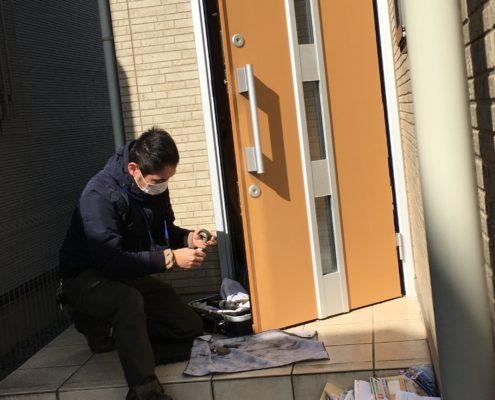 鍵の交換 by便利屋ハッピー