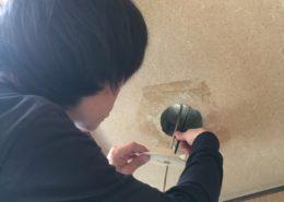 埼玉県さいたま市|マンションの室内通気口をふさぎました by便利屋ハッピー