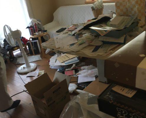 埼玉県川口市マンション|数年空けていた部屋の整理のための不用品処分 by便利屋ハッピー