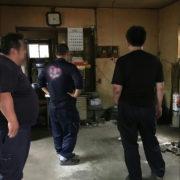 埼玉県内の工場付き住宅における中古機械の買取、不用品片づけ処分