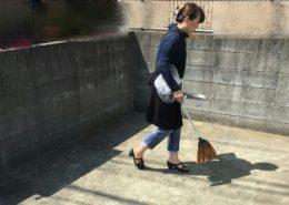 埼玉県川口市|ごみ集積所の清掃代理依頼 by便利屋ハッピー