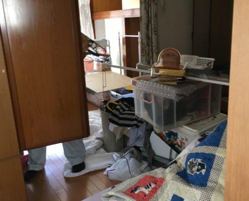 埼玉県富士見市(3K)戸建て|生前整理に伴う不用品処分 by便利屋ハッピー