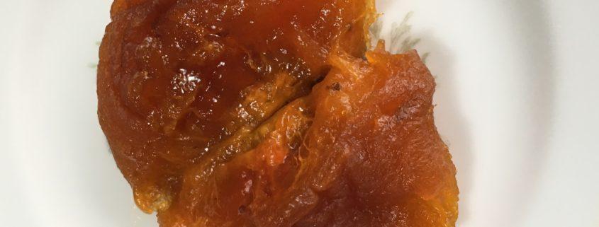 和歌山県紀州より|ふわっ、とろっ!「半生果実」観音山あんぽ柿 by便利屋ハッピー